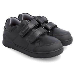 Pantofi Biomecanics 201101 A Negro Napa