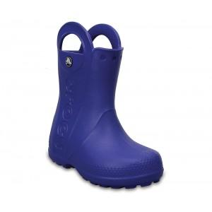Cizme Crocs Handle It Rain Boot Kids Bleumarin