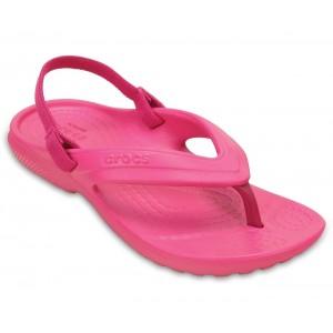 Sandale Crocs ClassicFlipK Candy Pink