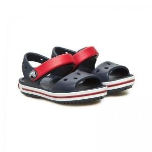 Sandale Crocs Crocband Sandal Kids Navy Red