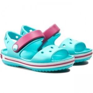 Sandale Crocs Crocband Kids Pool Candy Pink