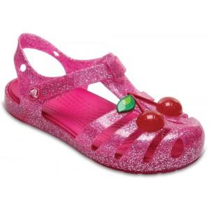Sandale Crocs Isabella Novelty Sandal K Vibrant Pink-6JU
