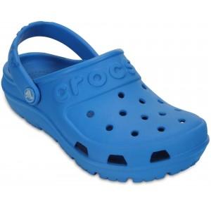 Șlapi Crocs Hilo Clog Kids Ocean