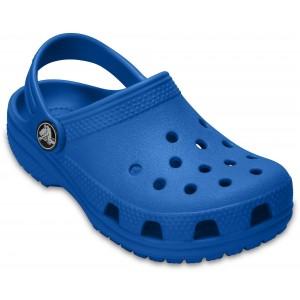 Șlapi Crocs Classic Clog K Ocean