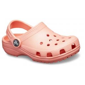 Șlapi Crocs Classic Clog K Melon
