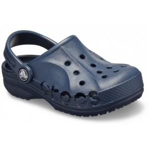 Șlapi Crocs Baya Clog K Navy