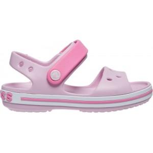 Sandale Crocs Crocband Kids Barely Pink Candy Pink