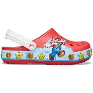 Șlapi Crocs CrocsFL Super Mario Lights CgK Flame