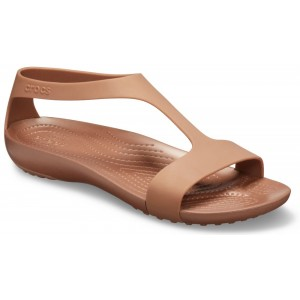 Sandale Crocs Serena Sandal W Bronze