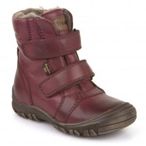 Cizme de zăpadă Froddo G3110121-6 Bordeaux