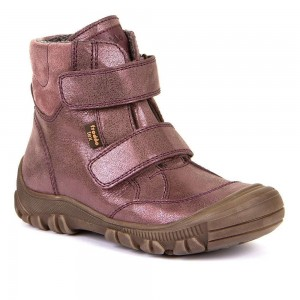 Cizme de zăpadă Froddo G3110140-3 Pink