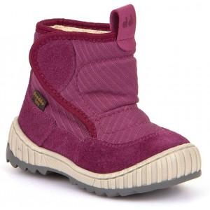 Cizme de zăpadă Froddo G2160045-3 Purple