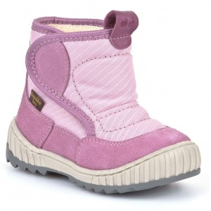 Cizme de zăpadă Froddo G2160045-5 Pink
