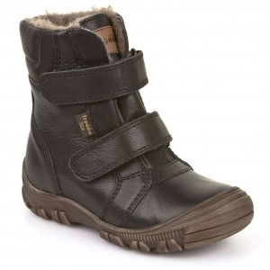 Cizme de zăpadă Froddo G3110121-10 Brown