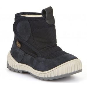 Cizme de zăpadă Froddo G2160060 Dark Blue
