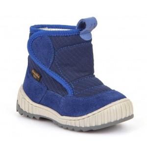 Cizme de zăpadă Froddo G2160060-1 Blue Electric