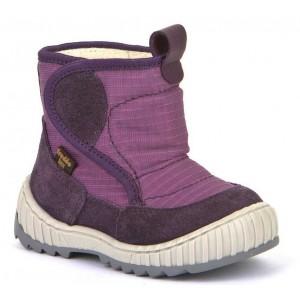 Cizme de zăpadă Froddo G2160060-3 Purple