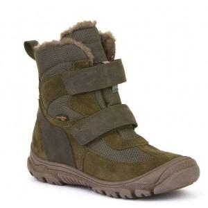 Cizme de zăpadă Froddo G3110166-2 Dark Green