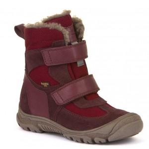 Cizme de zăpadă Froddo G3110166-6 Bordeaux