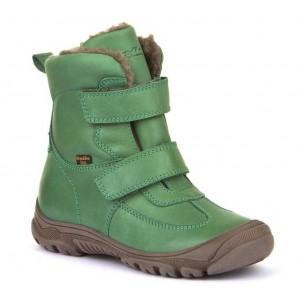 Cizme de zăpadă Froddo G3110168-9 Green