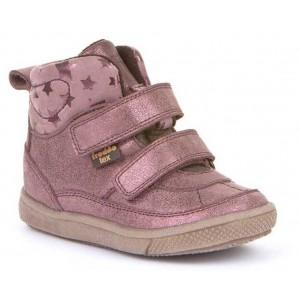 Ghete de zăpadă Froddo G2110082-2 Pink