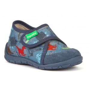 Pantofi Froddo G1700288 Blue