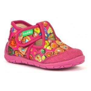 Pantofi Froddo G1700291-3 Fuchsia
