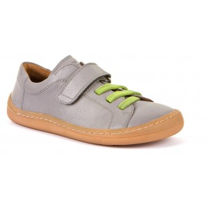 Pantofi Froddo G3130175-3 Light Grey