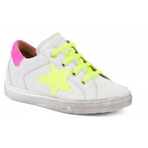 Pantofi Froddo G3130162-7 White