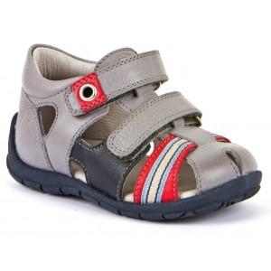 Sandale Froddo G2150137 Light Grey