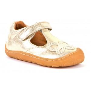 Pantofi Froddo G2140054 Gold