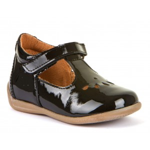 Pantofi Froddo G2140051-3 Blue Patent