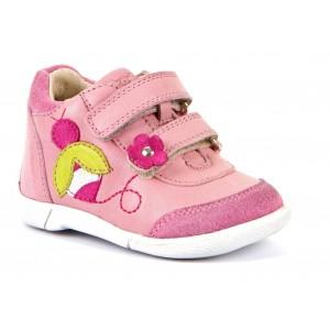 Pantofi Froddo G2130235 Pink