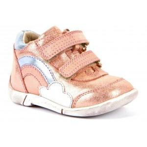 Pantofi Froddo G2130234-1Pink