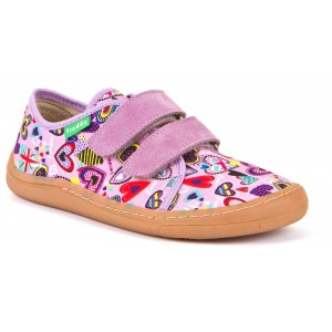 Pantofi Froddo G1700283-2 Lilac
