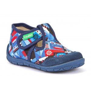 Pantofi Froddo G1700274-3 Denim