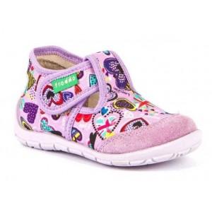Pantofi Froddo G1700274-1 Lilac