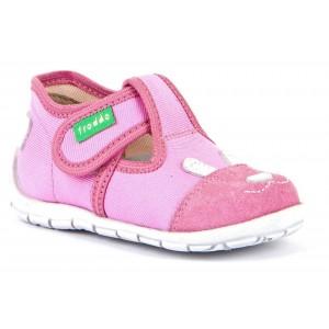 Pantofi Froddo G1700273-1 Pink