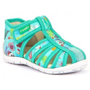 Sandale Froddo G1700250-2 Turquoise