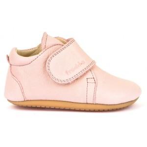 Pantofi Froddo G1130005-1 Pink