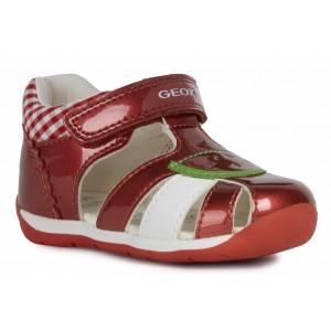 Sandale Geox B Each GB Red