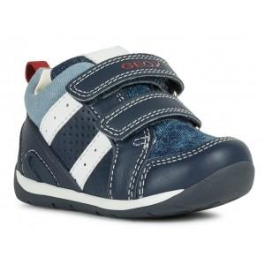 Pantofi Geox B Each BB Navy