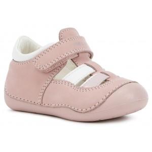 Pantofi Geox B Tutim GA Pink