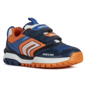Sneakers Geox J Tuono BA Navy Orange