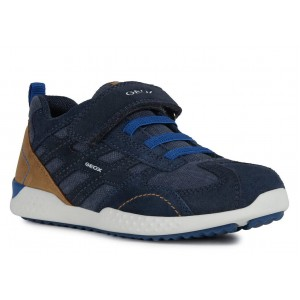 Sneakers Geox J Snake2 BA Navy Royal