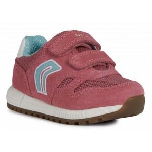 Sneakers Geox B Alben GA Fuchsia