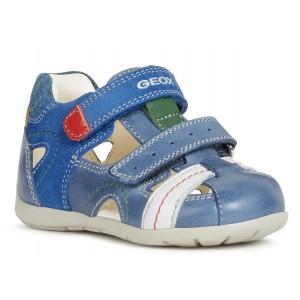 Sandale Geox B Kaytan BA DK Blue