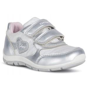 Sneakers Geox B Shaax GA Silver