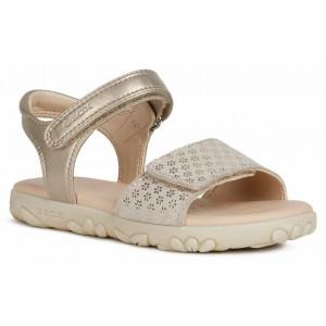 Sandale Geox JS Haiti GA Platinum