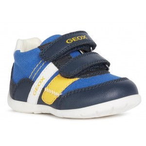 Sneakers Geox B Elthan Boy Navy Royal